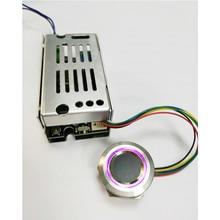 K215 V1.3 + R503 عادة فتح التتابع وظيفة بصمة لوحة تحكم للدراجات النارية باب السيارة قفل التحكم في الوصول