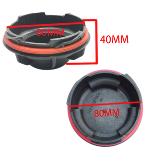 Image 5 - 1 pc for kia K2 Bulb access cover Bulb protector Rear cover of headlight Xenon lamp LED bulb extension dust cover