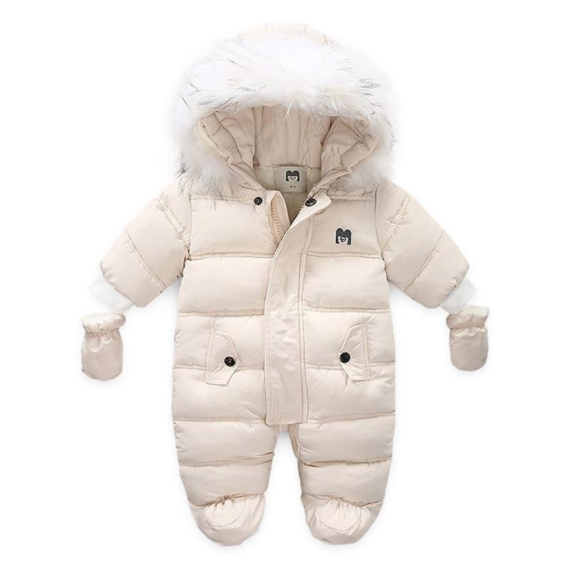 Toddler Romper Costume Velvet Long-Sleeve Baby-Girls Infant Newborn Winter Coat 6-18