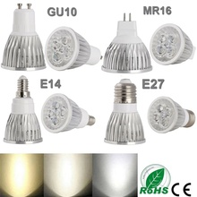 LED Lampada 9W 12W 15W GU10 MR16 E27 E14 LED Bulb 85-265V Led Spotlight Warm / Netural / Cold White LED lamp 110V 220V For Home цены