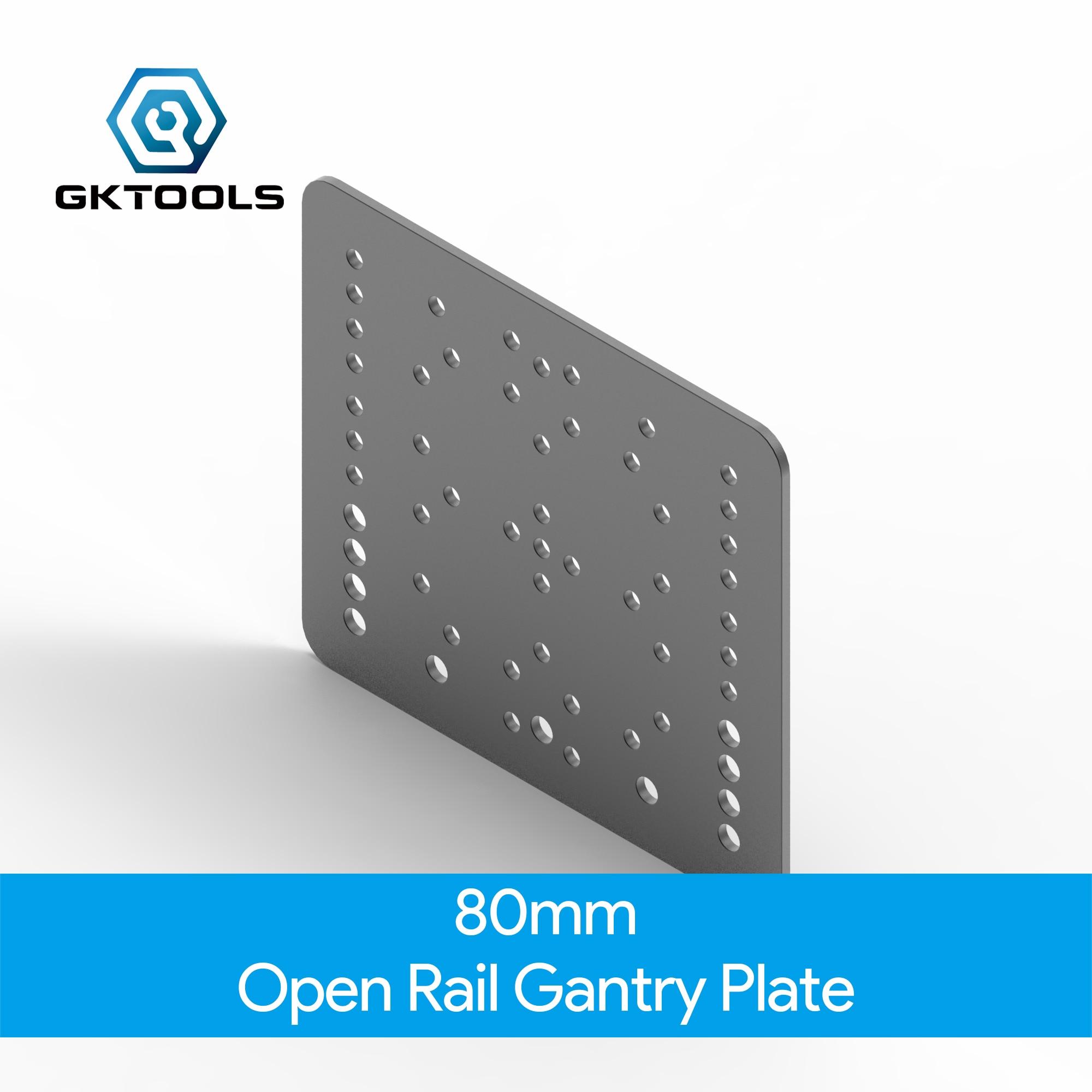 OpenBuilds OpenRail Gantry Plate 80mm