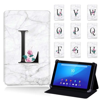 Case for Sony Xperia Z3 Tablet Compact 8.0 Fashion Stand Shell for Xperia Z4 10.1 Folding Tablet Protective Shell image