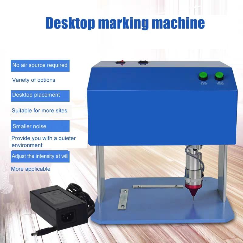 Serial Number Marking Machine Metal Marking Machine Engraving Machine For Metal