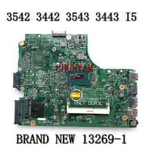New I5-4210 Laptop Motherboard For DELL Inspiron 3543 3443 3542 3442 13269-1 FX3MC CN-06YPRH 6YPRH Mainboard 100%Tested