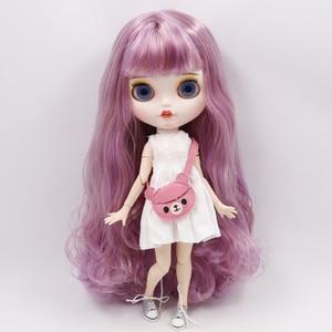 Image 4 - 氷dbs工場ブライス人形共同体に販売1/6 bjdネオアゾンアニメおもちゃカスタム彫刻唇