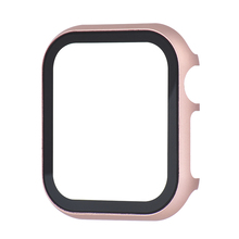 Tempered film Cover case For Apple Watch Series