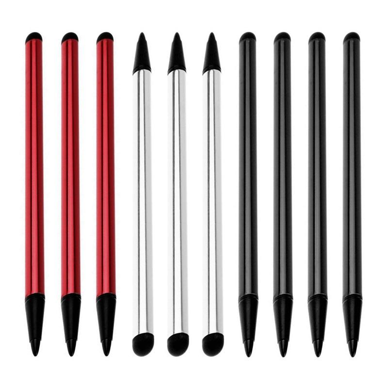 10Pcs//Lot Capacitive Touch Screen Stylus Pen For IPad Air Mini 2 3 4