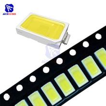 Led-Light SMD White Diymore SMT-EE132 5730 50pcs/Lot Bead 6050-7000K 50-55LM
