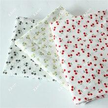Cotton-Fabric Cloth Hedgehog Texture Double-Crepe Underwear Dress Make-Shirt Soft High-Quality