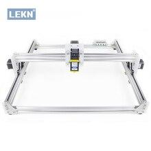 цена на LEKN 2500MW/2.5W Laser Engraving Machine,DIY Desktop Mini GRBL Laser Cutting/Engraving Engraver,Wood Leather