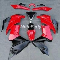 Ручной работы версин мотоцикл АБС Кузов обтекатель комплект для Kawasaki Ninja 650R ER6F ER 6F 2009 2010 2011 ER 6F Обтекатели набор