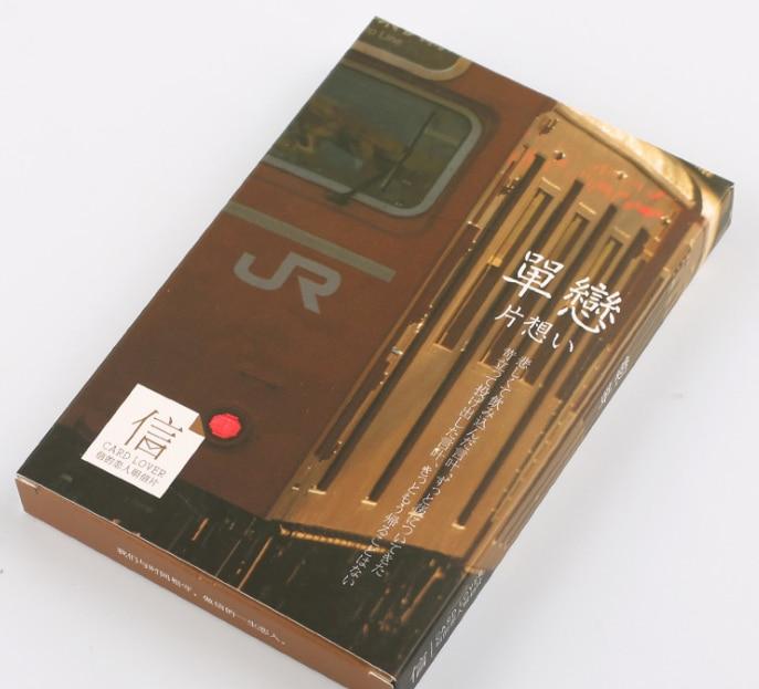 Single Love Paper Postcard(1pack=30pieces)
