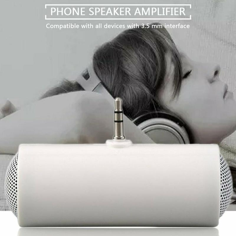 High Quality Mini Speaker Stereo Mobile MP4 Portable Tablet Amplifier USB Phone For MP3 3.5mm