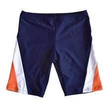 Купальник для мальчиков спортивные шорты купальный костюм Быстросохнущий