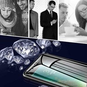 Image 5 - Магнитный адсорбционный металлический чехол из закаленного стекла для телефона, чехол 360, магнитный антишпионский чехол для iPhone XR XS X 11 Pro MAX 8 7 6 S