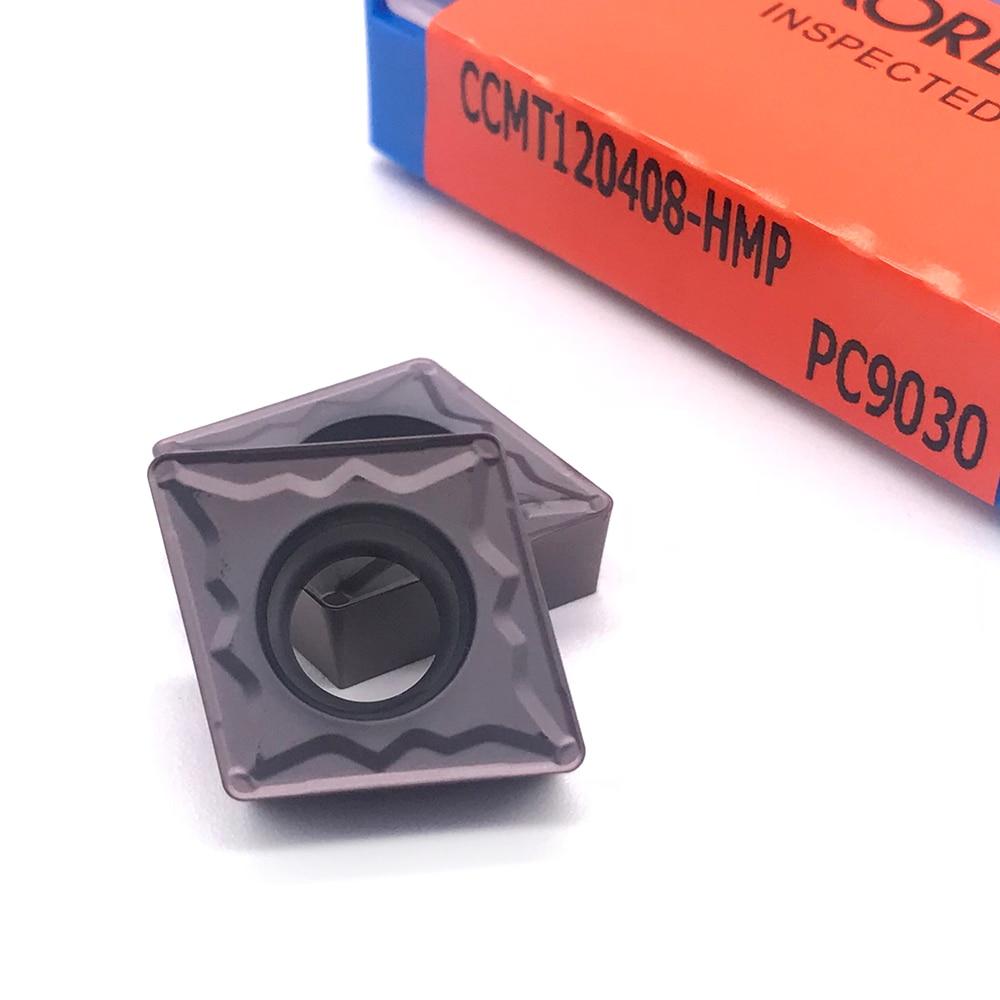 Купить с кэшбэком Insert Original CCMT060204 CCMT09T304 CCMT09T308 CCMT120404 CCMT120408 Internal Turning tool carbide insert for stainless steel