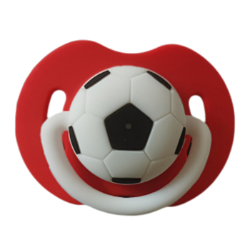 3M PCS Football Baby Infant Toddler Soft Silicone Pacifier Teat Dummy Nipple Soothers New 1