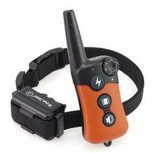 Petrainer PET619A 1 800M obroża treningowa dla psa wibracja/szok statyczny/trening tonów akumulator wodoodporny