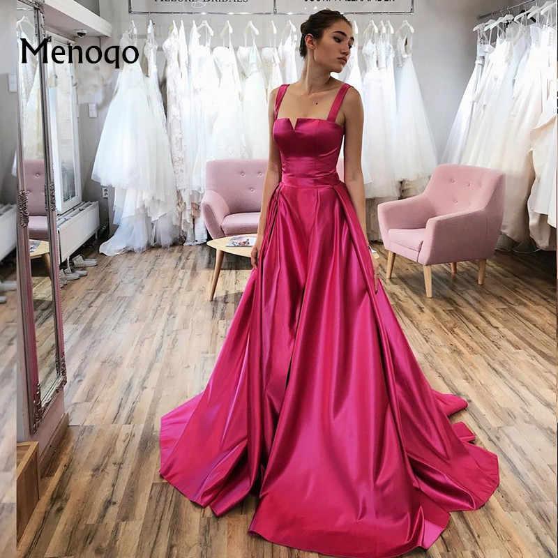 Vestidos De Noche Largos Elegantes 2019 Vestido De Fiesta