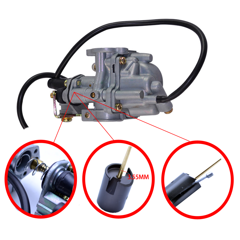 New Replacement Carb Carburetor For Suzuki  2002 2003 2004 2005 LT 50 LT50 LT-A50 ATV Quad D30