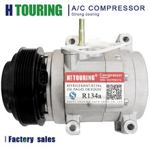 SP11 car air conditioner compressor for Korea SSANGYONG SsangYong Actyon Korando 2.0 Diesel 749004 6711303011 6711303111