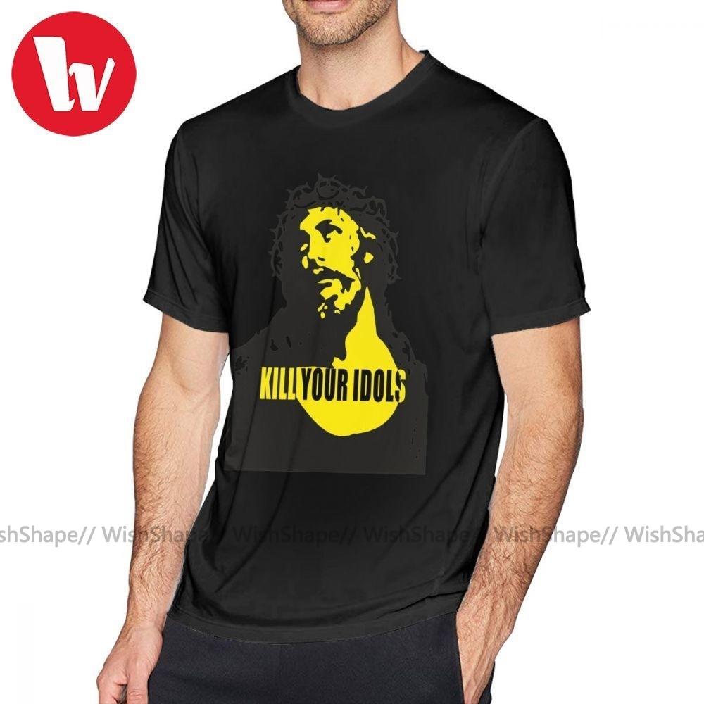 Kill Your Idols As Worn By Axl Rose T-Shirt 100/% Premium Cotton