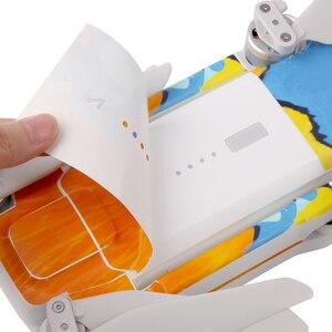 Image 2 - สติกเกอร์กันน้ำสำหรับ Fimi X8 SE 2020 Drone Body SHELL ป้องกันผิวกล้อง Drone อุปกรณ์วางสติกเกอร์ PVC