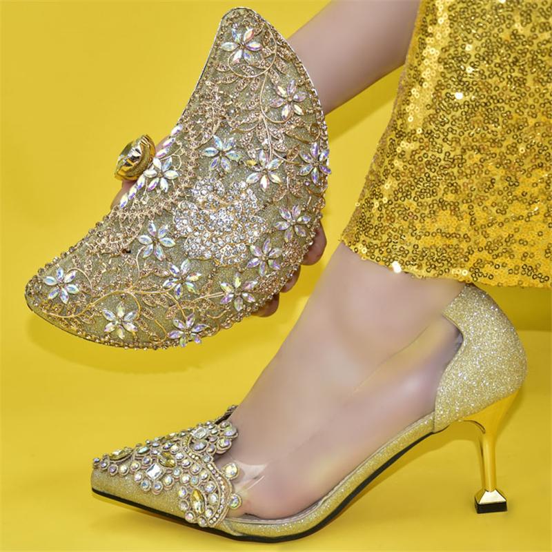 Italian Shoe and Bag Set