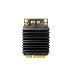 Compex WLE1216VX de banda dual 2,4 GHz 5GHz 4x4 MU-MIMO 802.11AC de la onda 2 qualcomm atheros qca9984 más barato 1,7 Gbps mini pcie