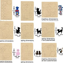 cats cutting dies 2020 die cut & wooden Suitable for common machines on the market