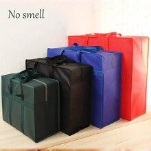 Extra large travel bag moving bag Oxford cloth lugg