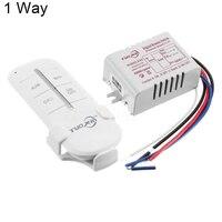 Fernbedienung Empfänger Sender 1/2/3 Weg Smart LED Auf/Off Digital Wireless Schalter Fernbedienung licht Lampe|Tragbare Beleuchtung Zubehör|   -