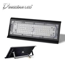 цены на 50W 100W Led Flood Light AC220V Outdoor Floodlight Spotlight IP66 Waterproof LED Street Lamp Landscape Lighting High Brightness  в интернет-магазинах
