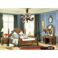 European style bed frame of furniture bedroom bed Европейский стиль кровати каркас мебели спальни кровать GF28