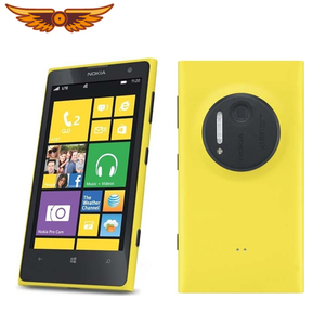 Nokia Lumia 1020 Dual Core 4.5 Inches 41MP Camera 1.5GHz 32GB ROM 2 GB RAM Window 8 OS 3G&4G Nokia Mobile Phone