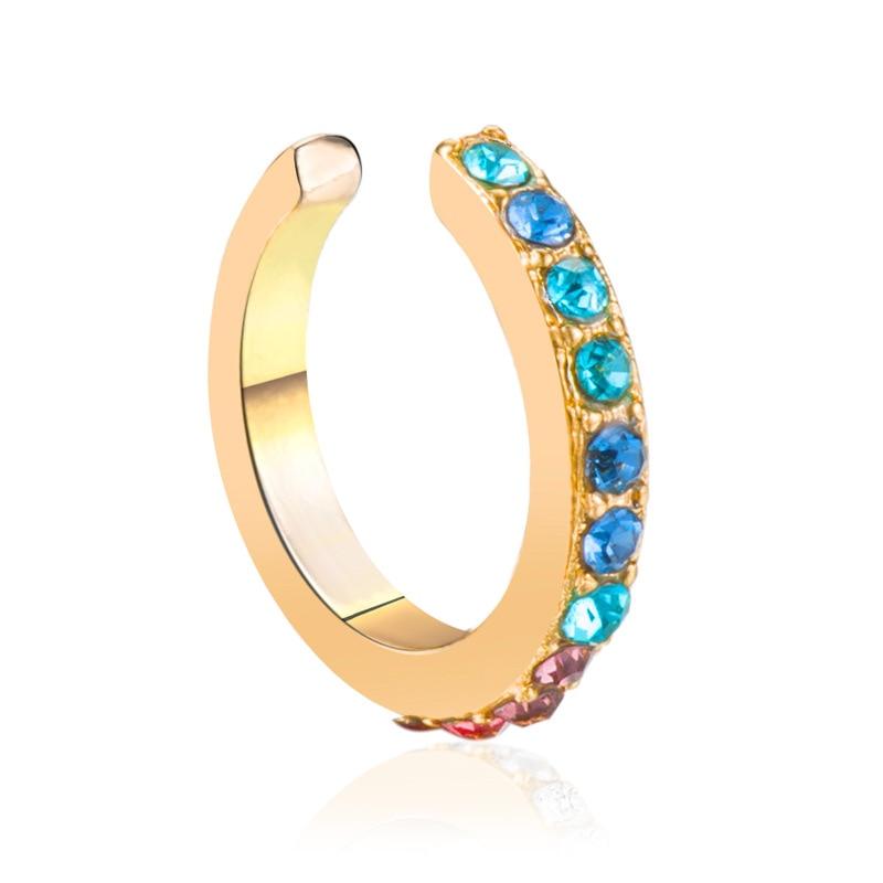 Gold-Multicolor