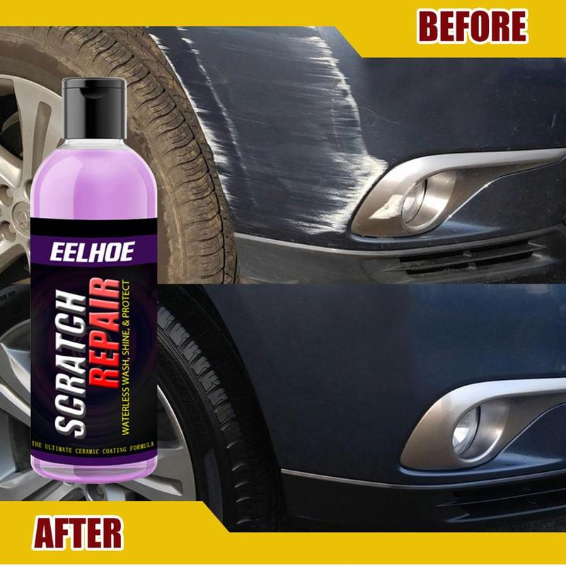Innovative New Scratch Repair Formula