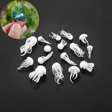 Juego de moldes de fundición epoxi de joyería Medusa, 1 Uds. En forma de moldes para herramientas de resina epoxi UV, accesorios de fabricación de joyas Diy