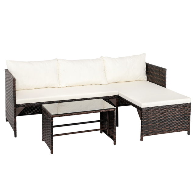 Sectional Patio Furniture Set 2