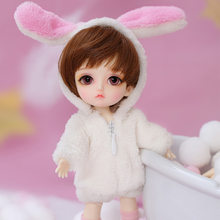 1/8 Lati Pero Bjd Yosd Sd Hars Body Fullset Model Baby Meisjes Jongens(China)