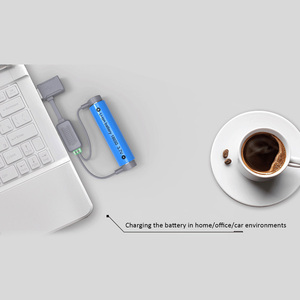 Image 3 - 18650 Battery Charger for Li ion Batteries Multifunction Magnetic USB Charger Mini Charging/Discharging Power Bank No battery