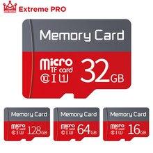 Tarjeta micro sd de 32gb, 64gb, 128gb, 16gb, SDXC, SDHC, unidad Flash para cámara de teléfono inteligente, Clase 10