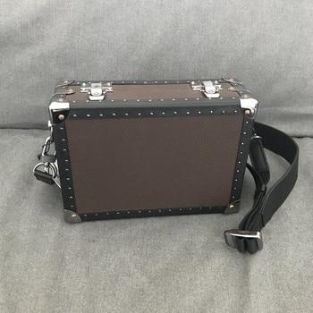 2019 Clutch Luxury Handbags Bag for Women Genuine Leather Cowhide TOP Fashion Brand Small Purse Ladies Box Bag