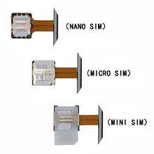 Hybrid Double Dual SIM Card Micro SD Ada