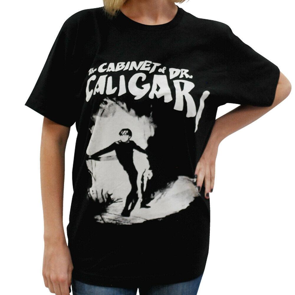 Caligari German Expressionist Conrad Veidt Sleep Shirt NFT404 The Cabinet of Dr