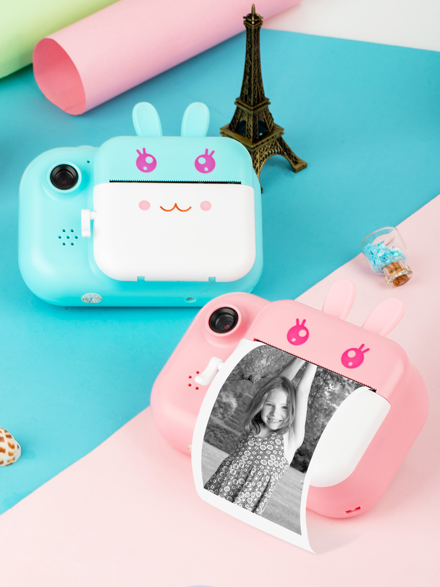 Children Camera Birthday-Gifts Minibear Girl Kids for Digital-Video-Camera Toys Boy