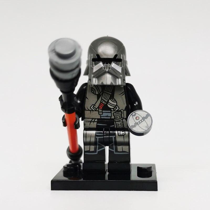 Darth Vader-Minifigures-NEW custom-compatible bricks