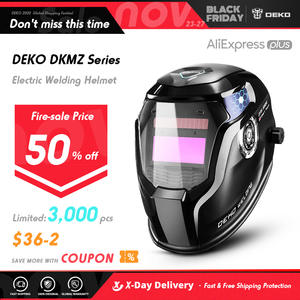 Welding-Mask Skull MMA Auto Darkening MIG Electric Solar DEKO Range Adjustable
