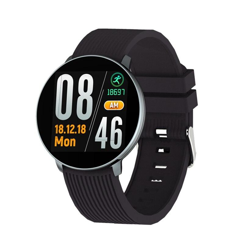 Smartwatch Men Women Full Touch Screen Heart Rate Pedometer Ip67 Waterproof Diy Wallpaper Smart Watch Lv18 For Android Ios Phone Smart Watches Aliexpress