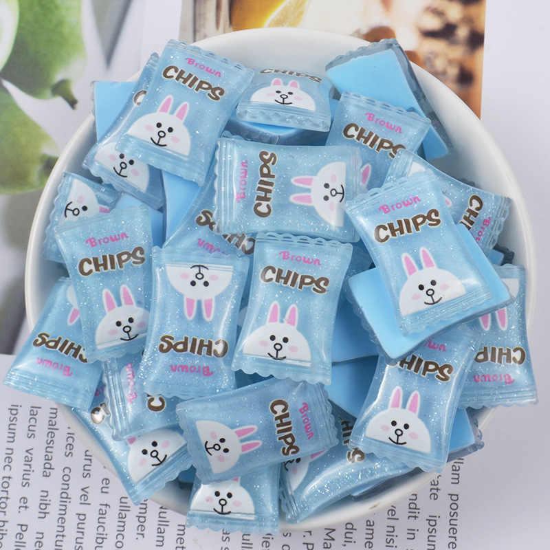 キャンディーまたスライムためスライム用品パテポリマークレイチャーム Diy アクセサリーおもちゃ Lizun 粉末スライムキットのおもちゃ子供